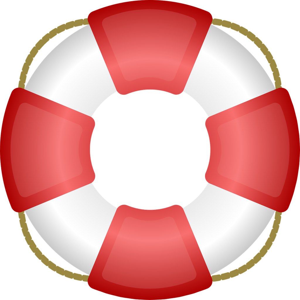 lifesaver, float, wheel