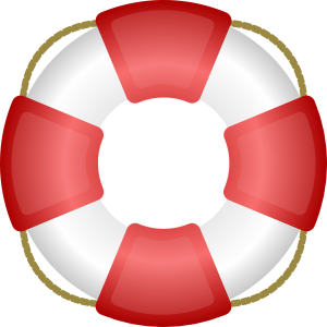 lifesaver, float, wheel