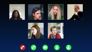 video call, online, zoom